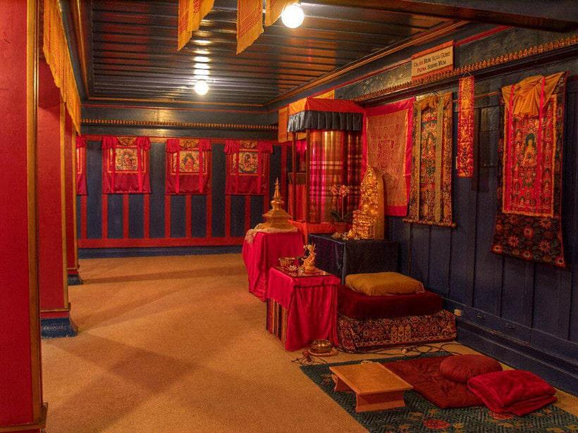 Main Meditation Room