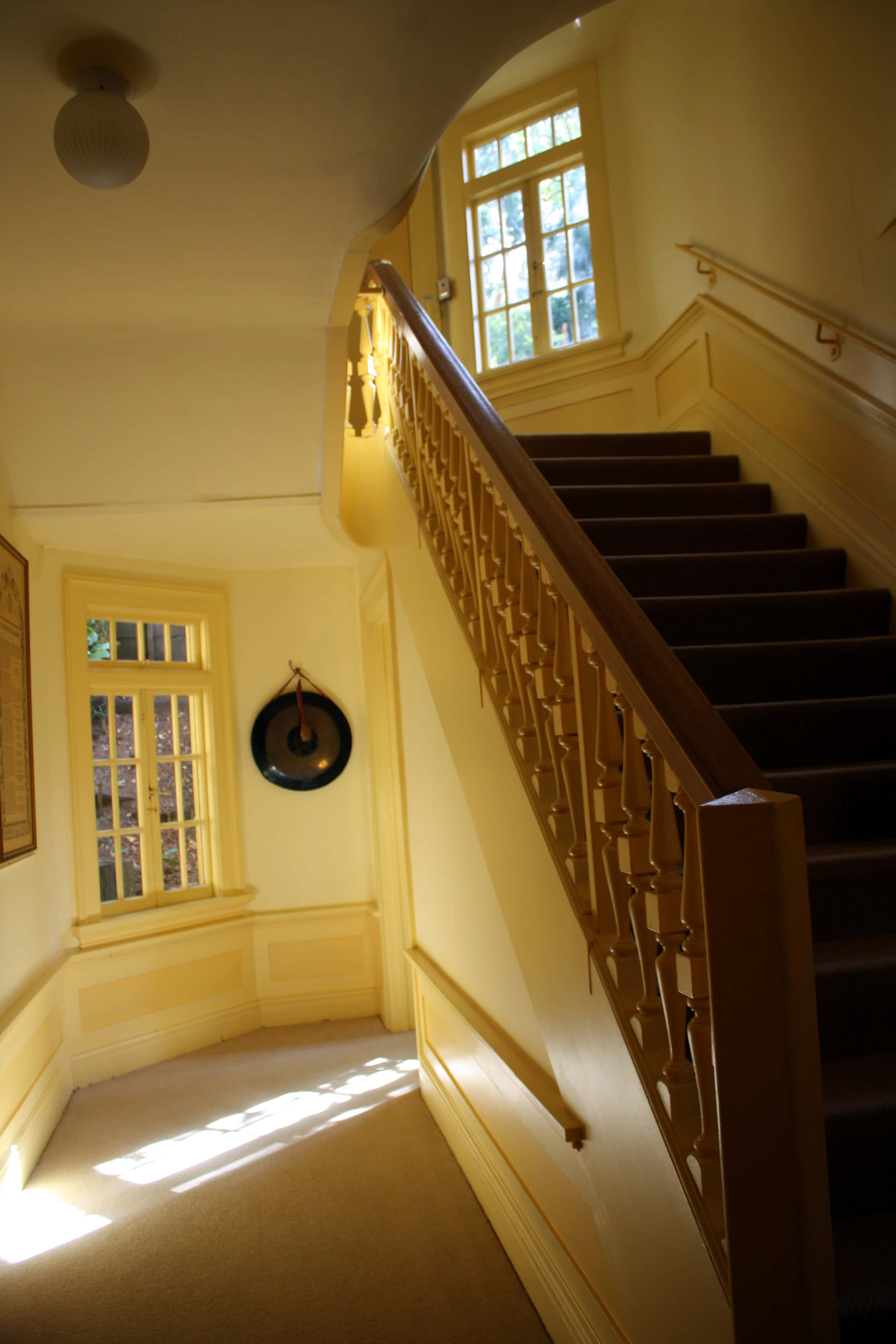 Image of a staircase