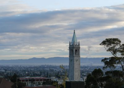 Image of The Campanilein UC Berkeley