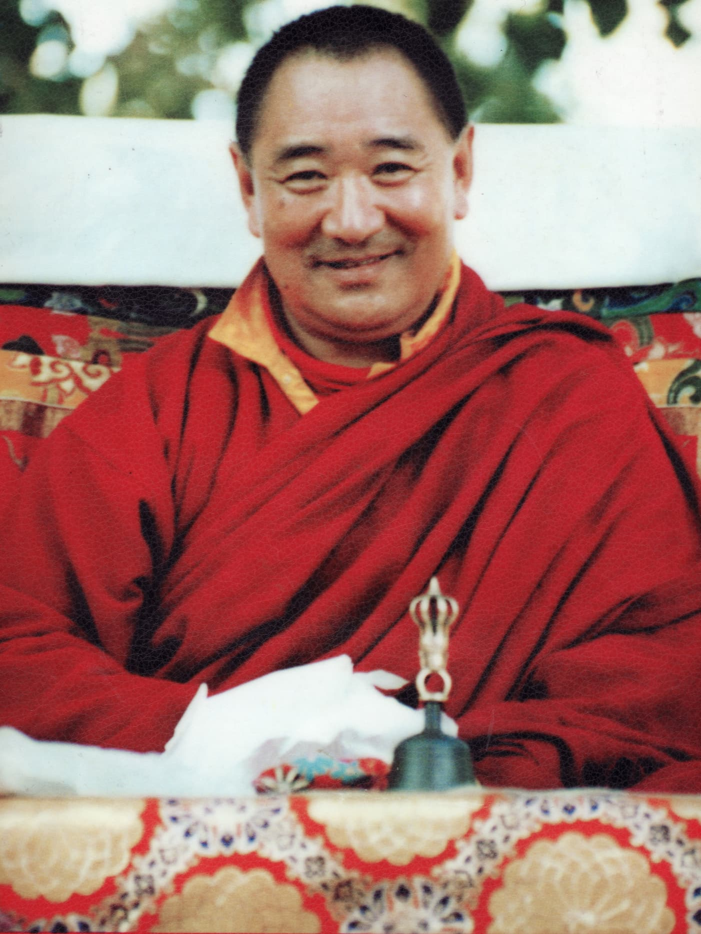 Our founder, Tarthang Tulku