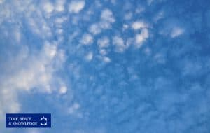 Image of the sky and clouds