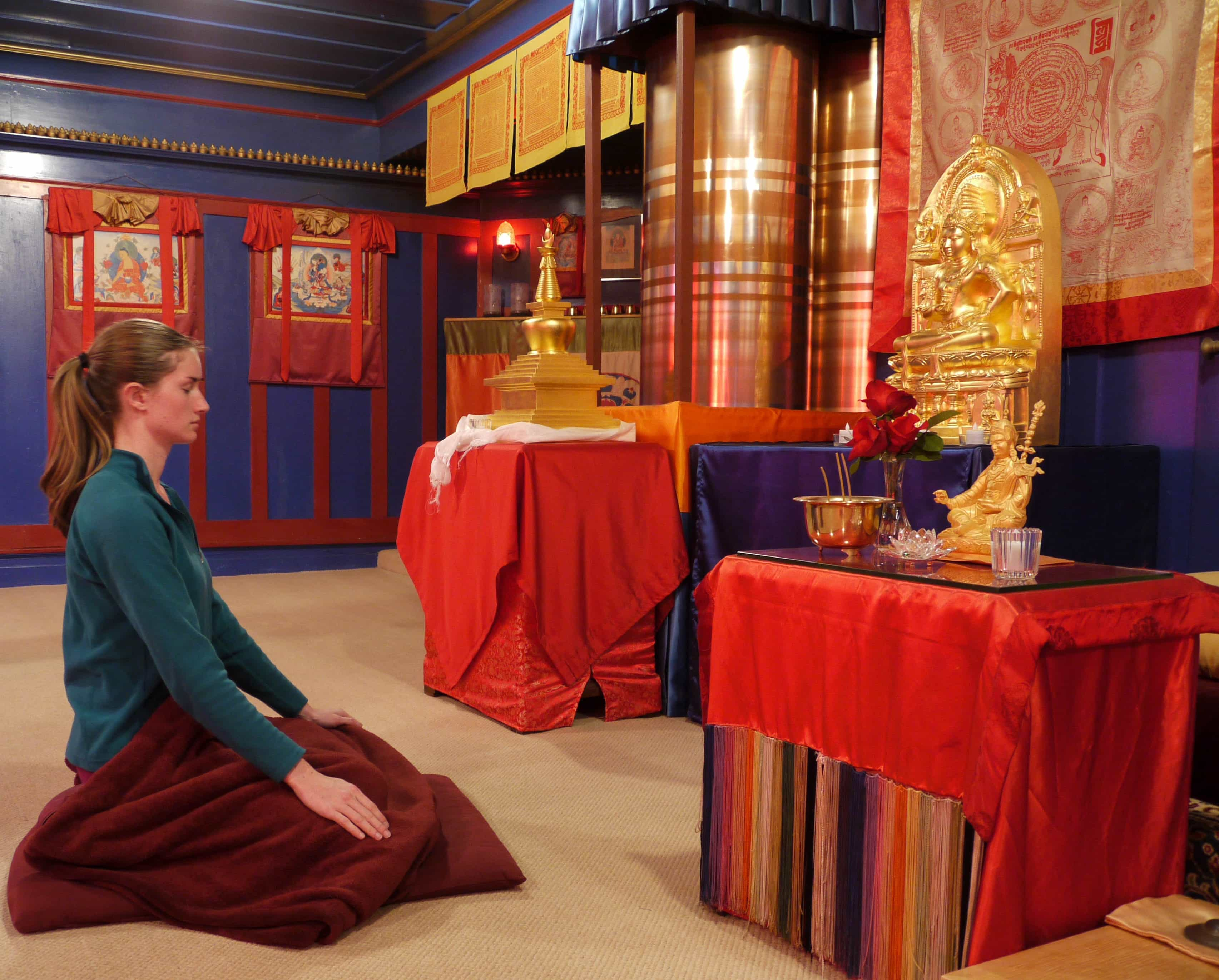 Image of the Meditation Room