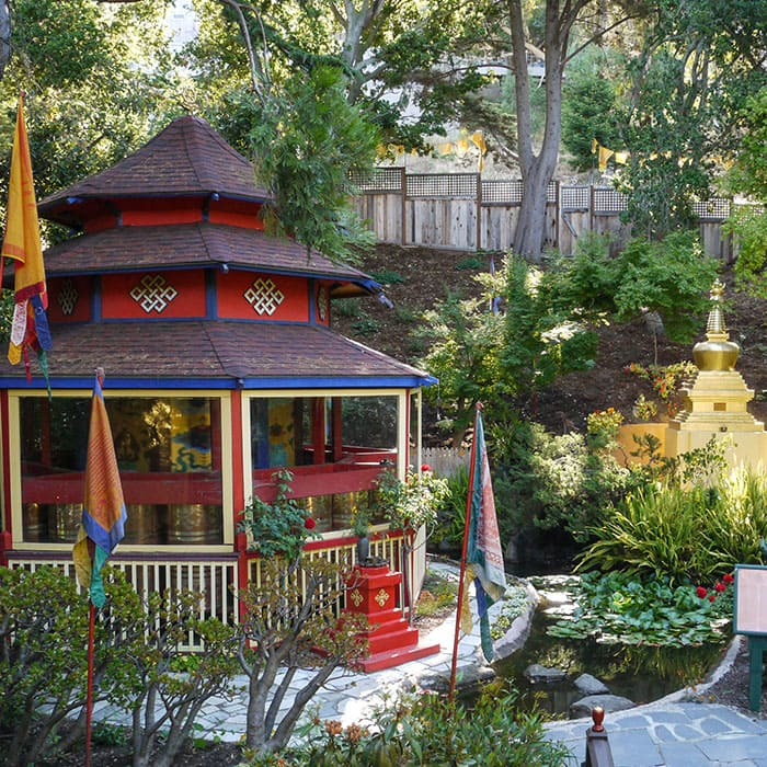 Image of the Meditation Garden
